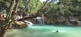 Kuangsi Waterfall is monsoon gem