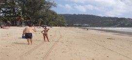 Patong Beach is oh so pretty